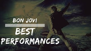 This is a compilation of Bon Jovis' most amazing live performances....