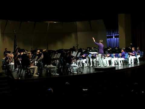 2018 SCSBOA Santiago Band Festival – RIS Advanced Band