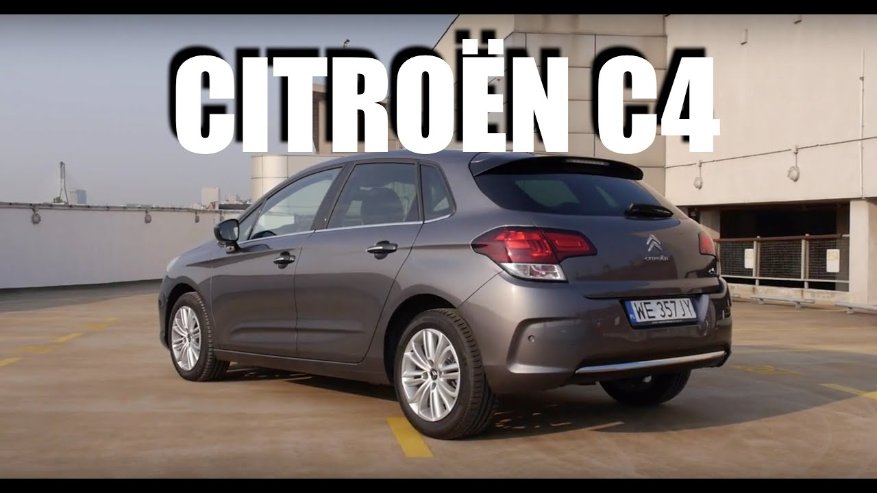 citroen c4 pl test i jazda pr bna youtube. Black Bedroom Furniture Sets. Home Design Ideas
