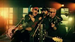 """THE ROAD HAMMERS """"GET ON DOWN THE ROAD"""" [OFFICIAL MUSIC VIDEO]"""