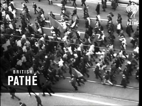 German Protest March (1968)