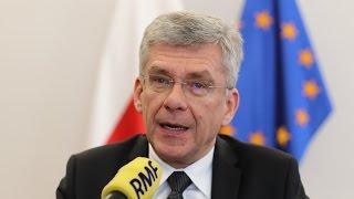 Karczewski: Jeszcze w tym roku Bogdan Borusewicz poprowadzi posiedzenie Senatu