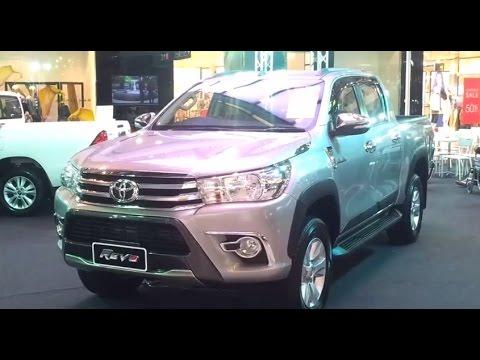 เปิดตัว ชุด แต่งรอบคัน  2015All-New Toyota Hilux Revo