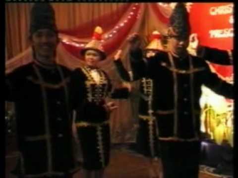 Multi ethnic cultures of Sabah.mpg