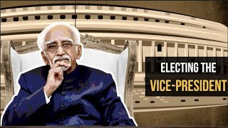 What Process Electing Indias Vice