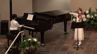 5/29/2021 - David Sexsmith and Ella Bischoff - Spirit Song