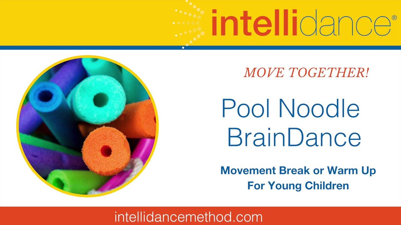 Intellidance® Presents: Pool Noodle Desk BrainDance Classroom Movement Break