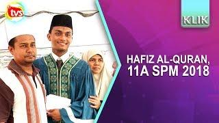 Hafiz al-Quran, 11A SPM 2018