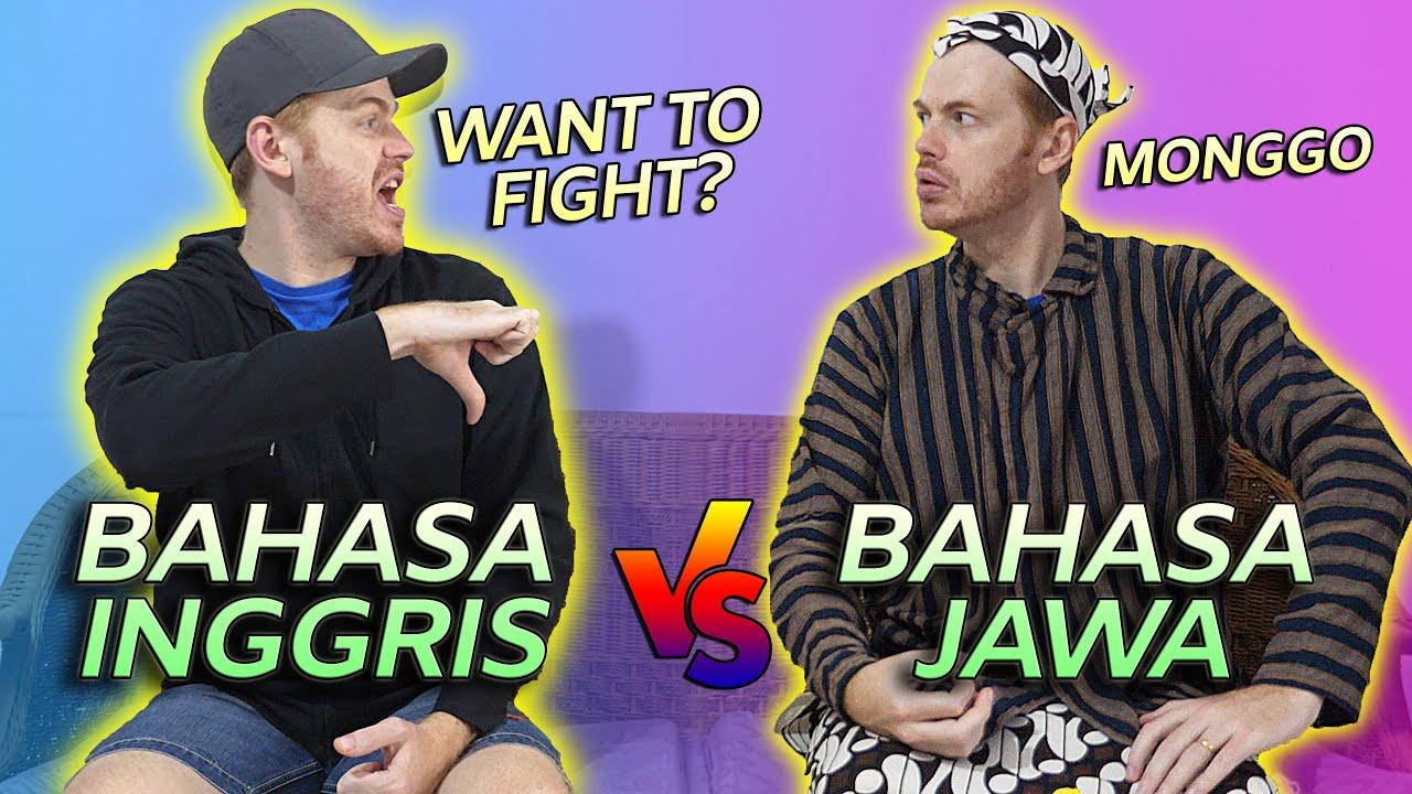 BAHASA JAWA VS BAHASA INGGRIS! APA BHS INGGRISNYA KUNDURAN ...