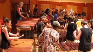 Hokoyo Marimba & Nyamuziwa Marimba- Bangidza- Zimfest 2013
