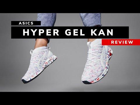 ASICS | HYPERGEL- SAI \u0026 KAN - YouTube
