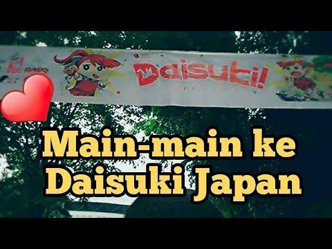 Daisuki Japan Di UMM Dome Malang (11Maret2018)