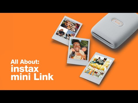 All About: instax mini Link