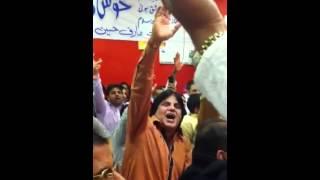 13 rajab Bradford 2012 zakir Abbas Aqeel Lalji part 2