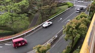 【動画】【投稿】パトカーのせこいネズミ取りの一部始終!! POLICE CAR IN JAPAN!! thumbnail
