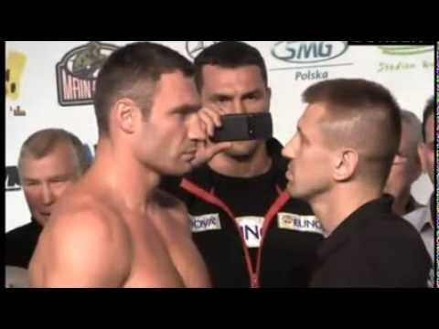 Wladimir Klitschko vs Alexander Povetkin Weight LpGodwin Donald