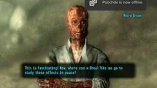 Fallout 3- Megaton explodes with one survivor