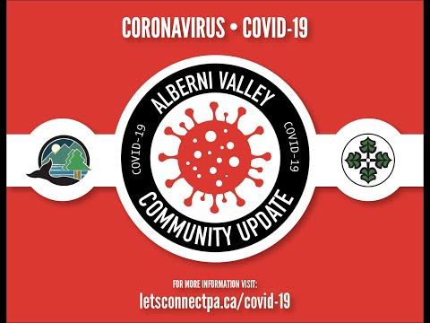 COVID-19 Update - Alberni Valley