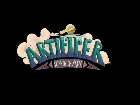 Lets Test Artificer Gameplay - Bekanntmachung + Gewinnspiel (Siehe Infobox / Videobeschreibung)