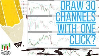 Draw 30 Channels With One Click CT   Ndicator Review 2018