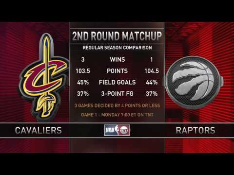 Inside the NBA: Cavaliers and Raptors Preview | NBA on TNT