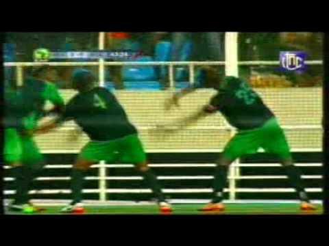 V.club vs Royal Léopards 2 - 0  but de ETEKIAMA