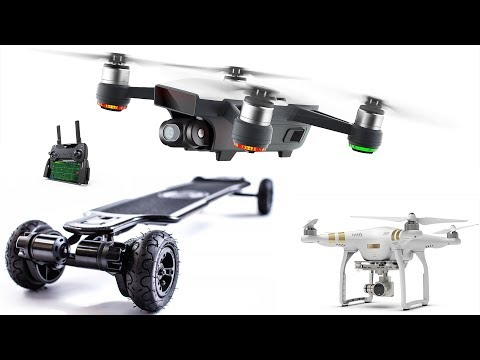 Vlog One - Piloting the DJI Spark