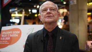 Dr n. med. Janusz Meder o chorobach nowotworowych