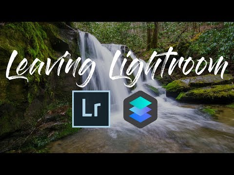 Why I'm Leaving Adobe Lightroom for Luminar 2018 - Photography Workflow