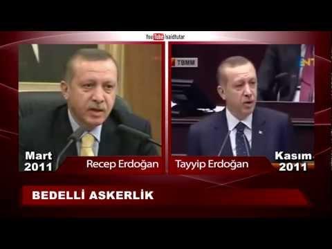 BIR BASBAKAN IKI ERDOGAN - Recep Tayyip Erdogan (Yasaklı Video)