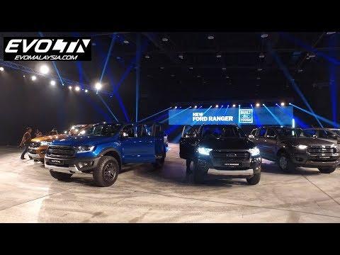 2018 Ford Ranger Launch Walkaround | EvoMalaysia.com