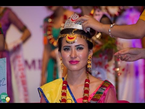 SANU BECAME MISS LIMBU INTERNATIONAL-2016