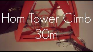 Hom Tower Climb, 30m - POV