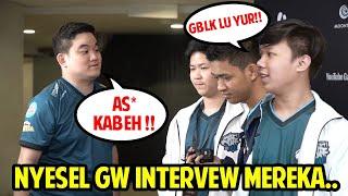 """INTERVIEW """"TERKEREN"""" SEPANJANG MASA DI MOBILE LEGEND!! HANYA ADA DI M1!!"""