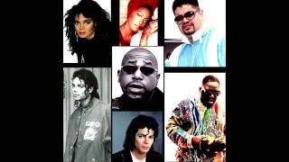Erykah Badu - Back In The Day + Janet Jackson + Biggie + Tone Loc + Heavy D + Michael Jackson