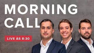 Morning Call - BTG Pactual digital - 26/05