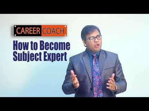05. How to become an expert on a subject/topic by Jamal Uddin Jamy