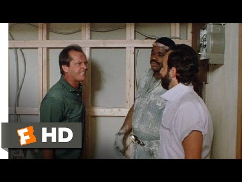 Heartburn (2/8) Movie CLIP - Apparently They Don't Have Doors Either (1986) HD