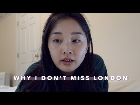 Why I Don't Miss London | Asian American in the UK