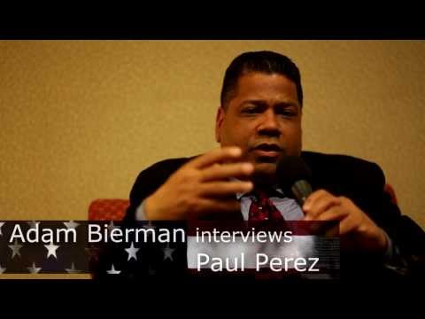 Adam Bierman interviews Paul Perez