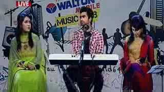 Bangla New Live Song 2013 - Shokhi Bhalobasha Kare Koy by Imran 3gp