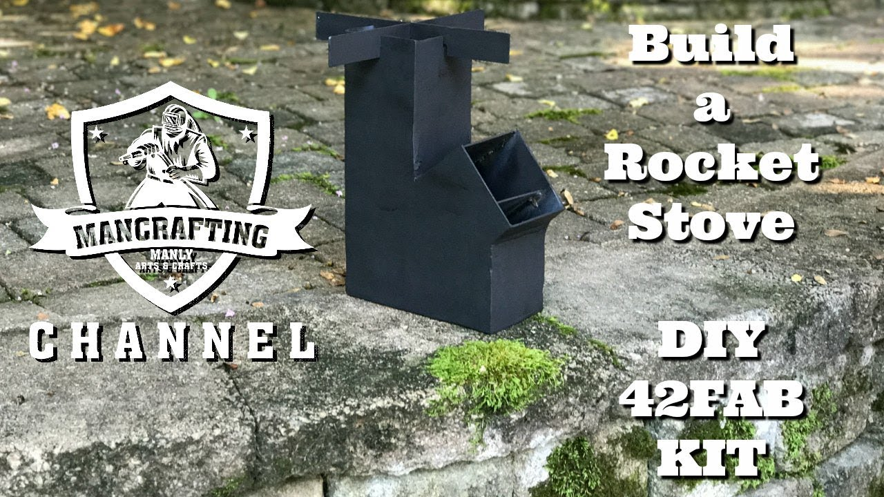 Rocket stove kit diy how to 42fab youtube rocket stove kit diy how to 42fab solutioingenieria Image collections