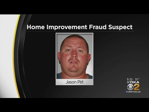 Westmoreland County Contractor Accused Of Home Improvement Fruad