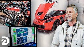 Richard visita Katech: tecnología de punta para motores | El Dúo mecánico | Discovery Latinoamérica