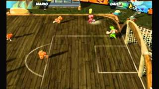 Super Mario Strikers Star Cup (Rookie) Part 4