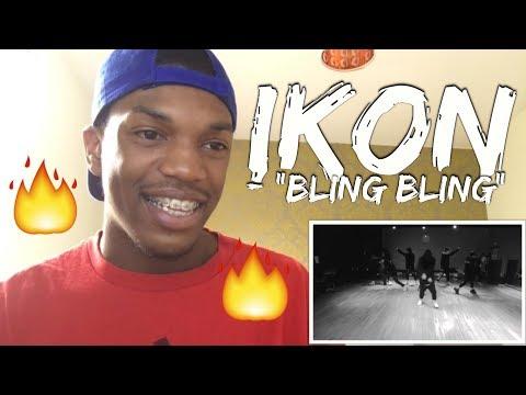 iKON - BLING BLING REACTION!!