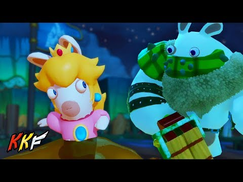 Special Challenge 3-S1: A Sticky Situation - Mario + Rabbids Kingdom Battle