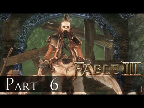 Hobbes, Hollow Men and Mourning Wood! - Fable 3 Playthrough Part 6