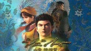 shenmue music: the sadness i carry on my shoulders