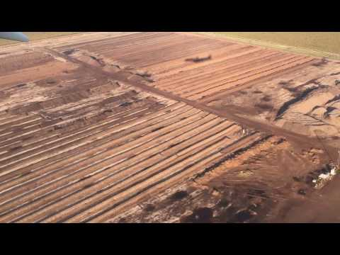 Landing in Fresno, California
